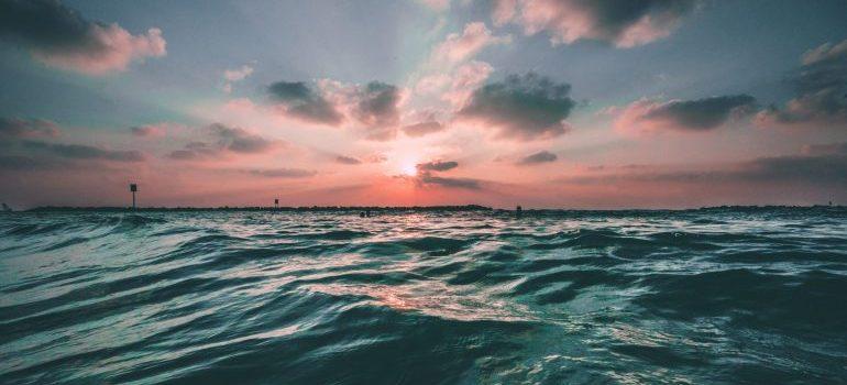 image of sea