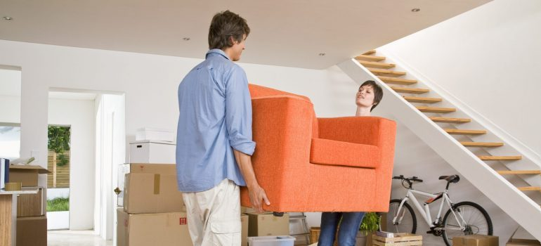 International furniture movers at your disposal.