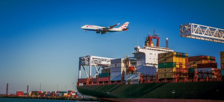 Global relocation expenses will depend on your shipping preferences